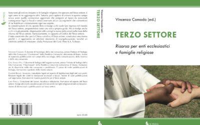 """È uscito il libro """"Terzo settore. Risorsa per enti ecclesiastici e famiglie religiose"""""""