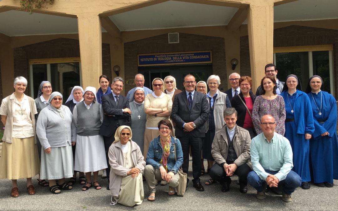 """Secondo appuntamento del corso sulla riforma del Terzo settore, organizzato dall'A.P.S. Camelia e dal """"Claretianum"""""""