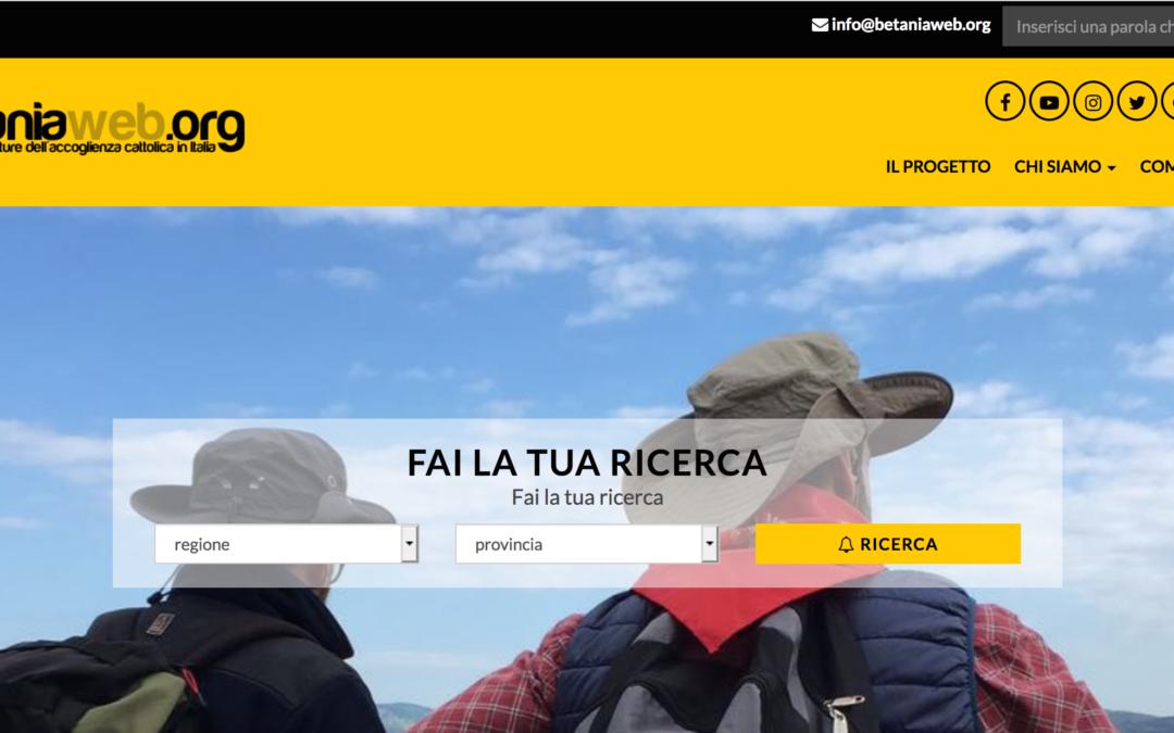 On line la nuova versione del portale betaniaweb.org
