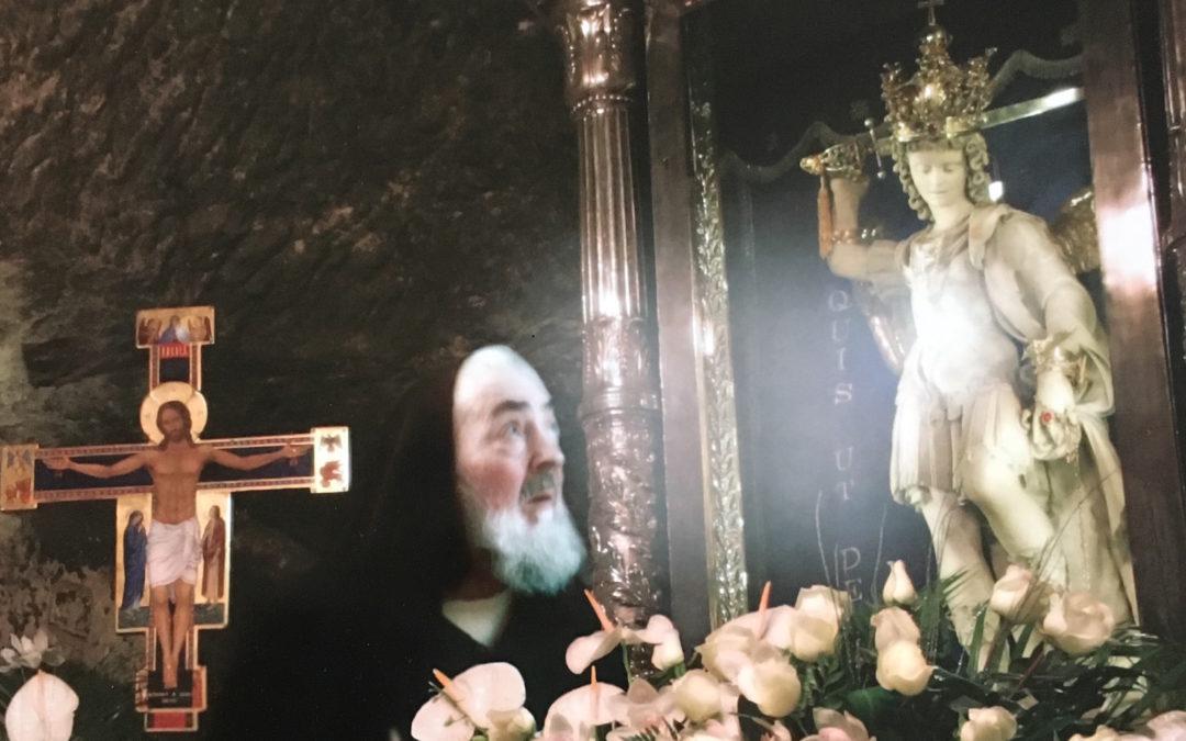 Disponibile il catalogo della mostra su Padre Pio e San Michele