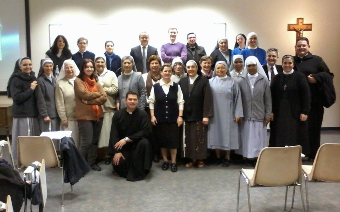"""Per l'APS Camelia, secondo appuntamento del corso di formazione """"Terzo settore. Risorsa per enti ecclesiastici e famiglie religiose"""""""