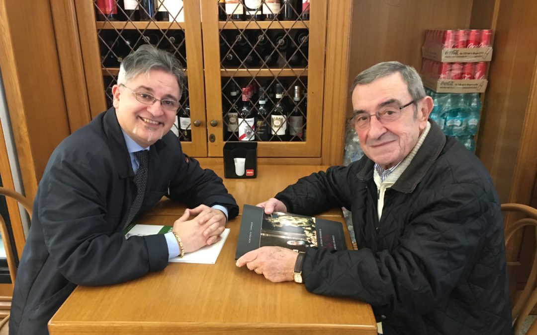 Incontrando Arturo Mari, storico fotografo di Giovanni Paolo II